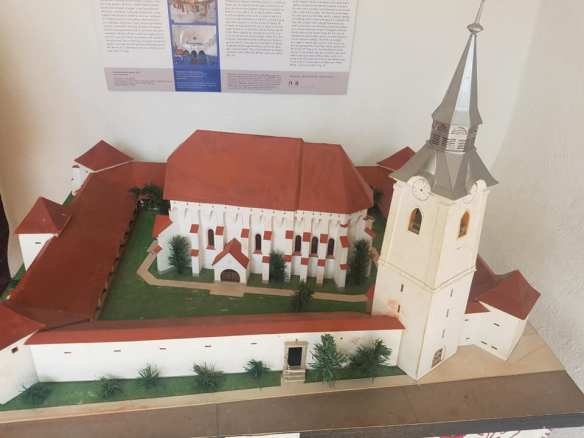 A Model Opportunity - Reconstruction of the Fortified Church at Szekelyderzs