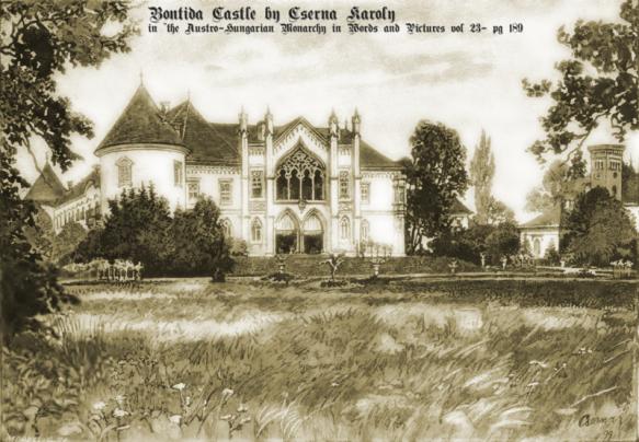 Former Splendor- Banffy Kastely in Bonczhida