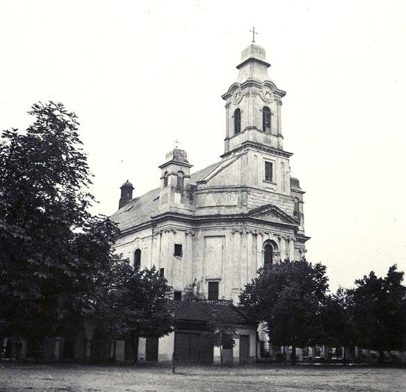 Lasting Impression - Armenian Catholic Cathedral in Gherla