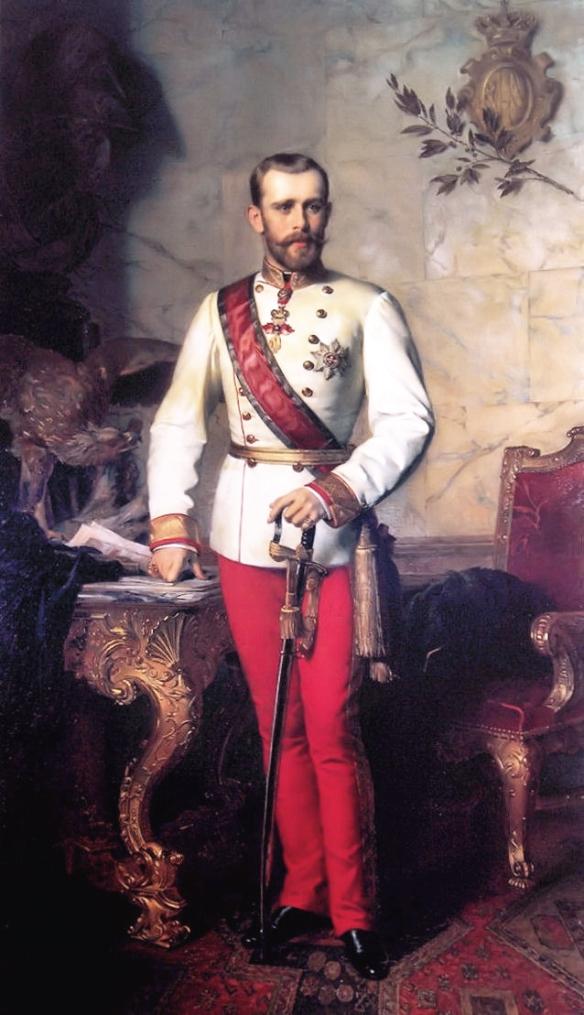 Prince & Polymath - Crown Prince Rudolph von Habsburg