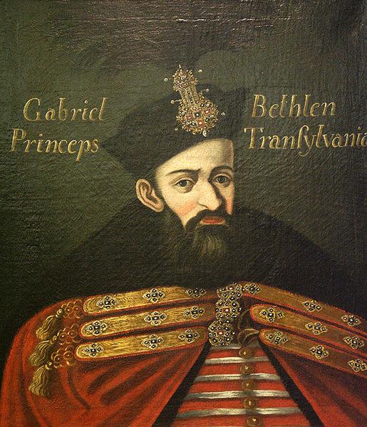 Renaissance Man - Prince Of Transylvania Gabor Bethlen (1613 - 1629)
