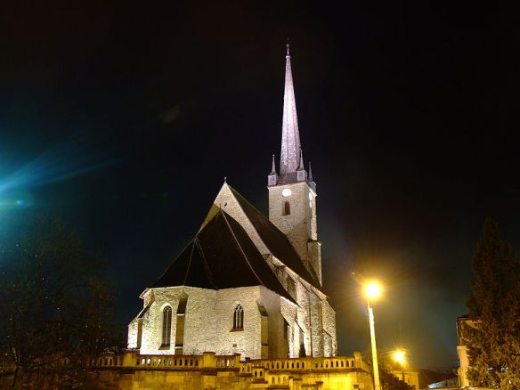 Rising Above All - The Calvary Reformed Church in Des