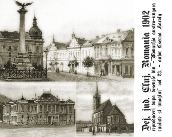 Snapshots of Des in 1902 - From the Austro-Hungarian Monarchy in Words and Pictures