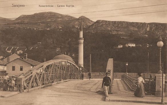 The Edge of Innocence- Sarajevo before the Great War