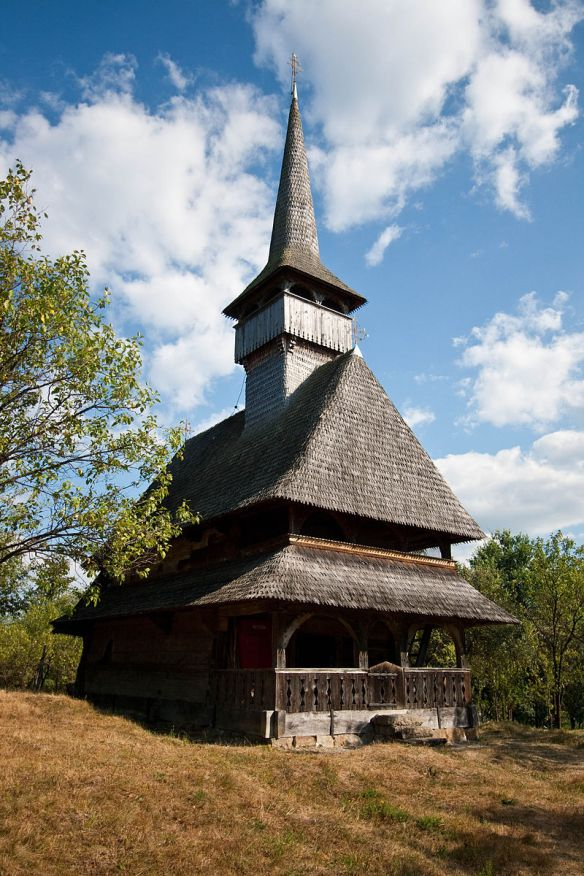Spiritual Folk - Barsana Church in Maramures
