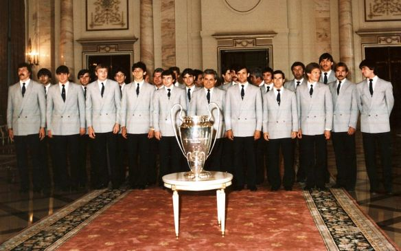European Cup Champions 1986 - Steaua Bucharest