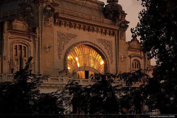 Golden Age Architecture - Constanta Casino