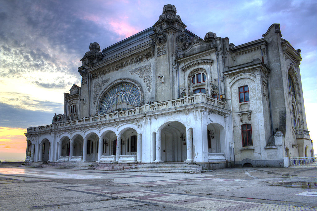 Sublime Port – The Constanta Casino  Shadows That Still Glow On Romania s  Black Sea Coast (Part One) 3439d022a72f3