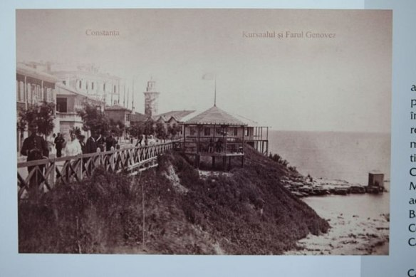 On The Edge of The Black Sea - First Version of the Constanta Casino