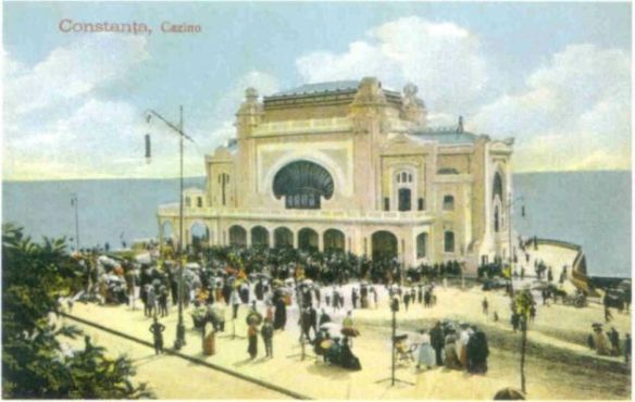 The Belle Epoque - Constanta Casino