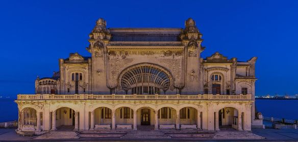The Creation to Come - Final Version of the Constanta Casino