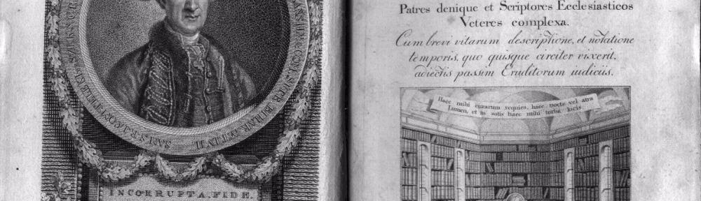 An Open Book - Count Samuel Teleki De Szek and one of his many books