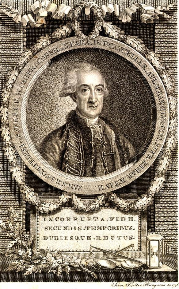 Bibliophile Extraordinaire - Count Samuel Teleki de Szek
