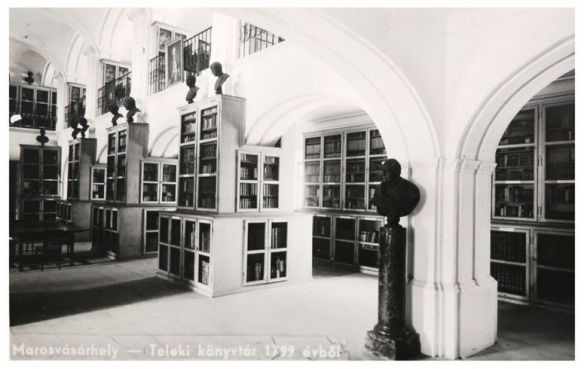 On the Cusp of Change - The Teleki Library in 1942