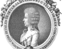 Portrait of a Lady - Zsuszanna Bethlen de Iktar