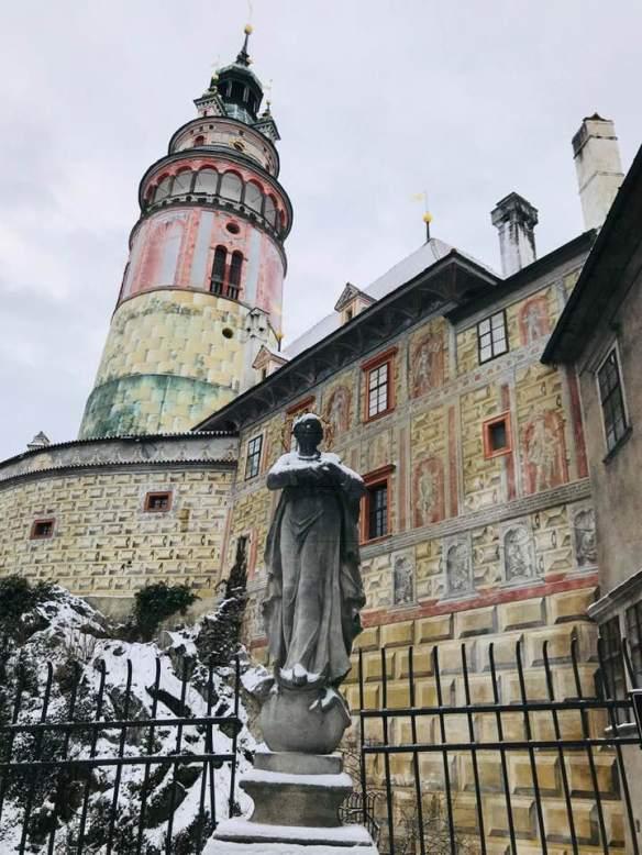 A Castle Complex - Cesky Krumlov's Magnificent Castle