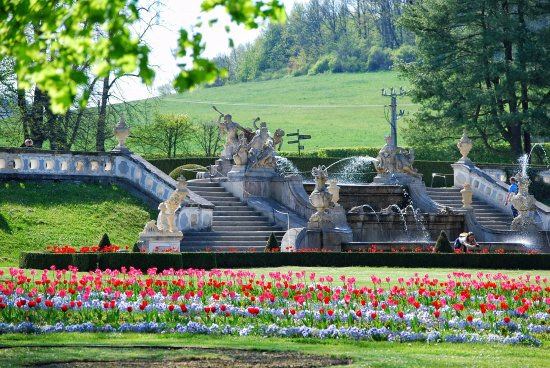 A Garden To Behold - Castle Gardens at Cesky Krumlov Castle