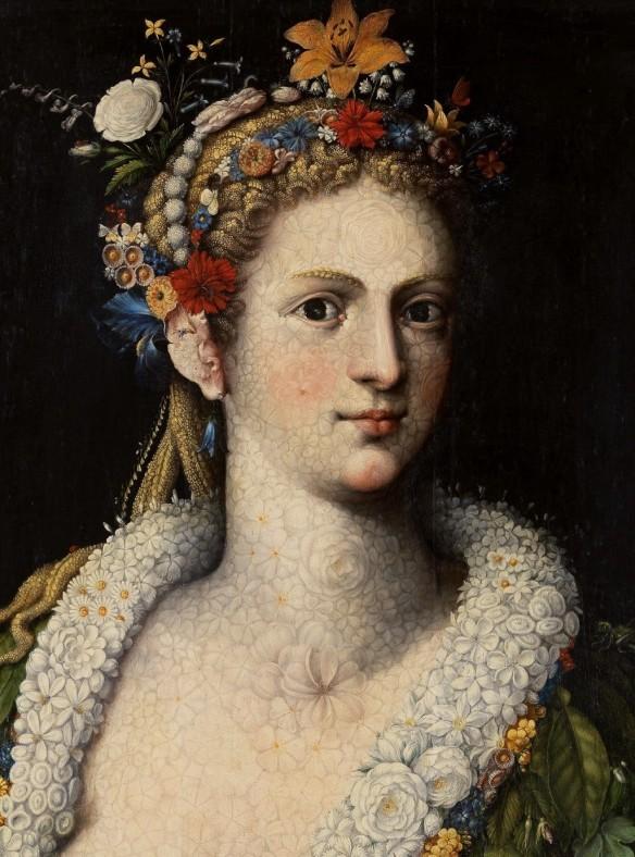 Catherina Strada (Katerina Stradova) - Possible portrait