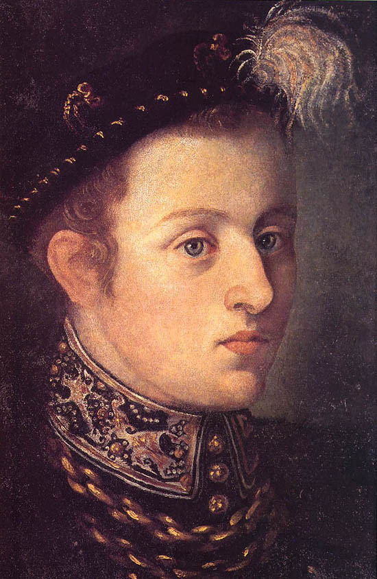 Coming of Age - William of Rozmberk in his youth