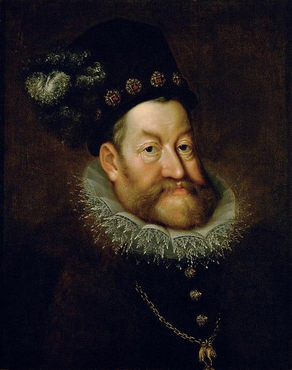 Infinite Curosity & Eccentricity - Rudolf II