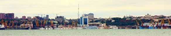 A Vision Unseen - The port of Odessa