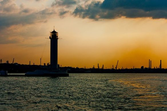 Distant Shores - The Vorontsov Lighthouse in Odessa