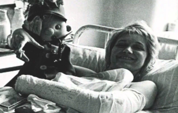 An Incomplete Recovery - Vesna Vulovic in the hospital