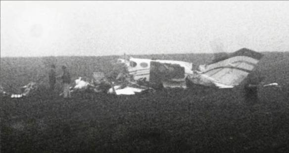 Fallout - JAT Flight 367 after the crash