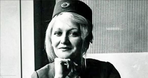 Serbian Stewardess - Vesna Vulovic