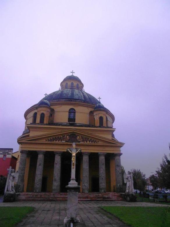 A Spiritual Invitation - Saint Anna's Church in Esztergom