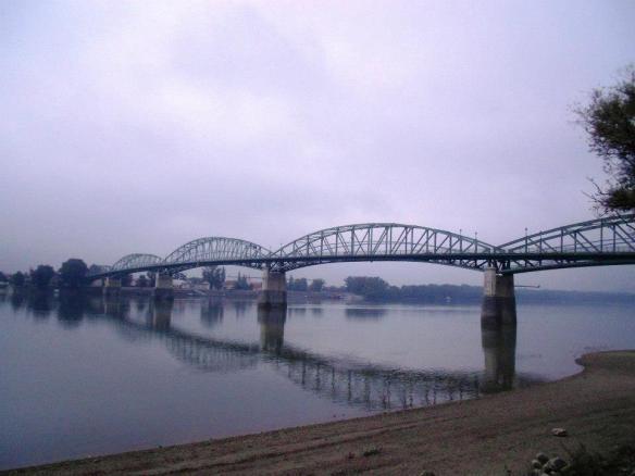 Bridging The Danube - The Maria Valeria Bridge