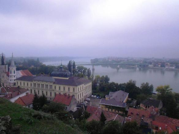 Mystical & Invisible - Esztergom on a gray September day
