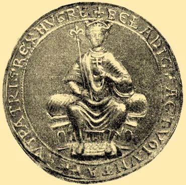 The Defeated Victor - Royal Seal of Bela IV