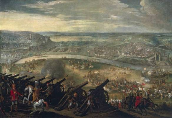 Forgotten But Not Gone - Siege of Esztergom 1543