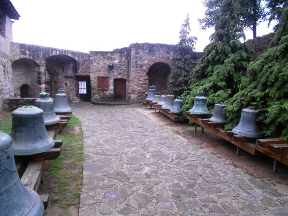 The Bells That No Longer Toll - Esztergom Castle