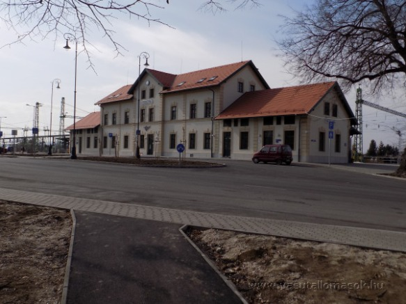 The Forever Wait - Esztergom Train Station