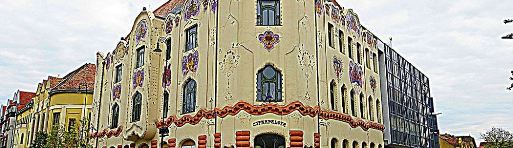 Kecskemet's Confection - The Cifra Palace