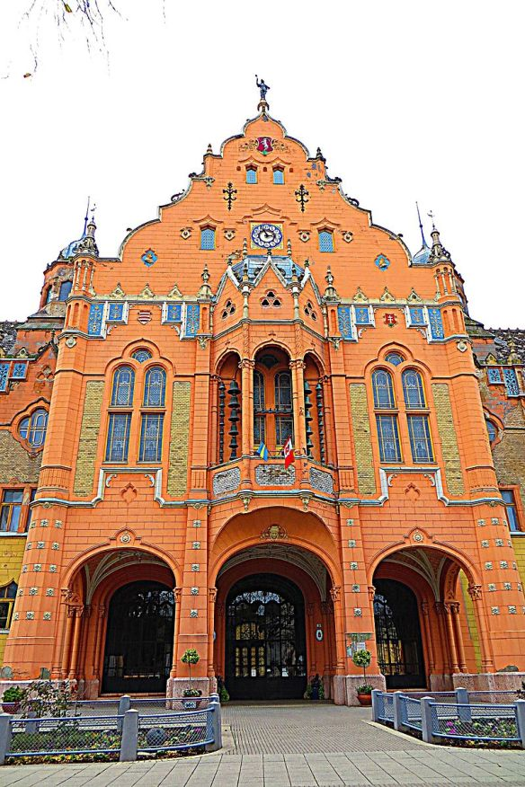 The First Among Many - Kecskemet City Hall