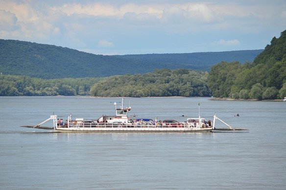 Across the Wide Danube - Nagymaros-Visegrád Ferry
