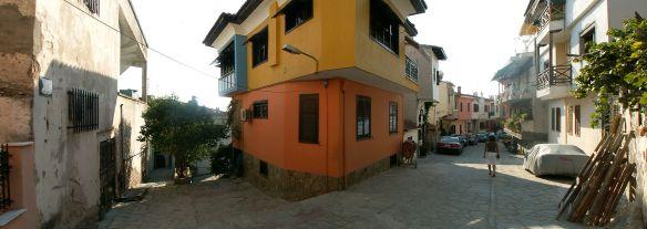 Ano Poli - Atmospheric Ottoman architecture