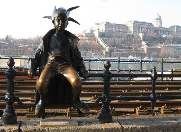 Lightness & Levity - The Little Princess in Budapest