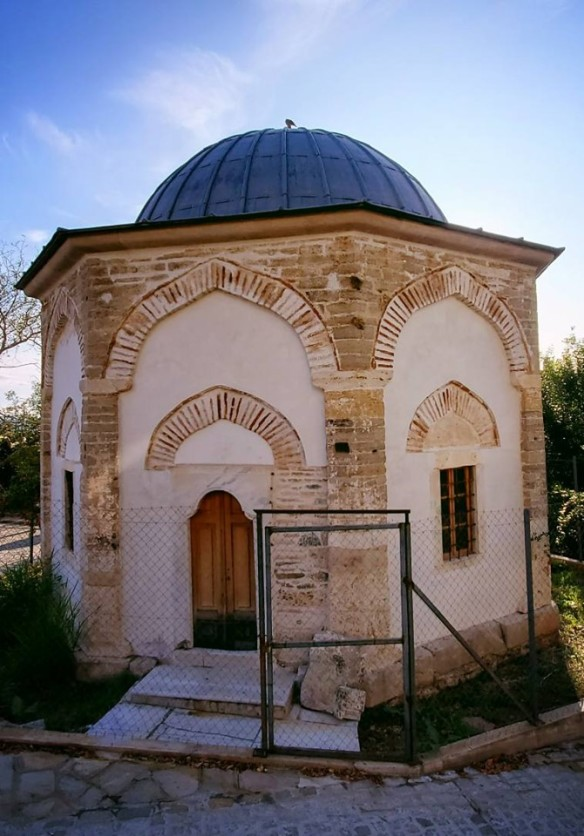 Preservation of the Ottoman Past - Turbe of Mousa Baba