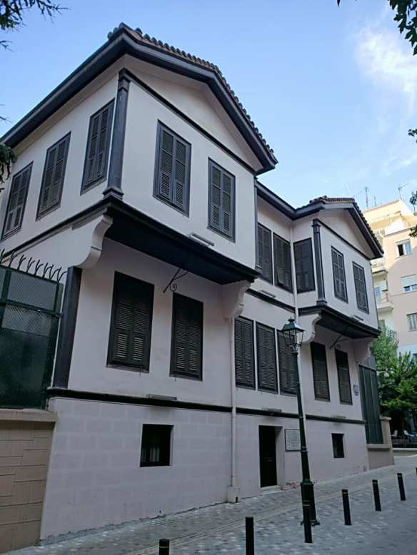 Back to the start - Ataturk's Birthplace in Thessaloniki