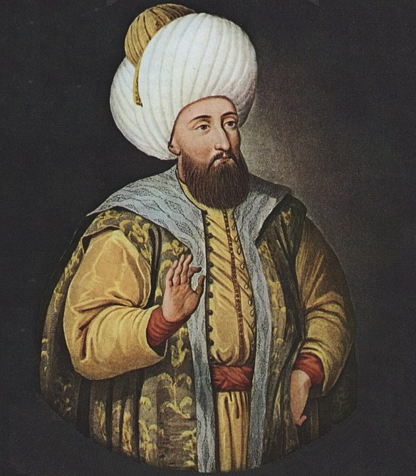 The Possessed -Sultan Murad II