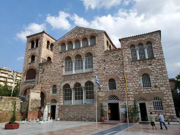 Veneration & Vindication - The Church of Saint Demetrios (Hagios Demetrios) in Thessaloniki