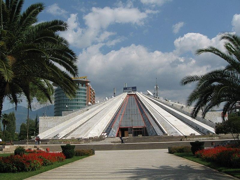 A Diabolical Design - The Pyramid of Tirana