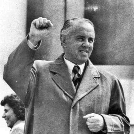 A Fistful of Malevolence - Enver Hoxha