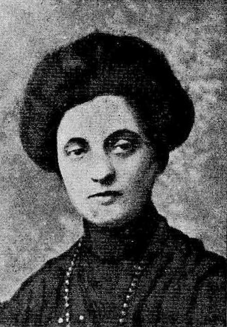 A Good Woman Is Hard To Find - Aleksandra Szczerbinska