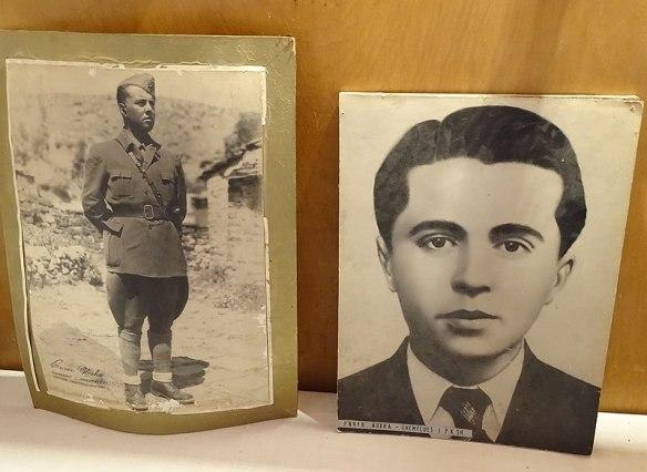 Double Vision - Enver Hoxha