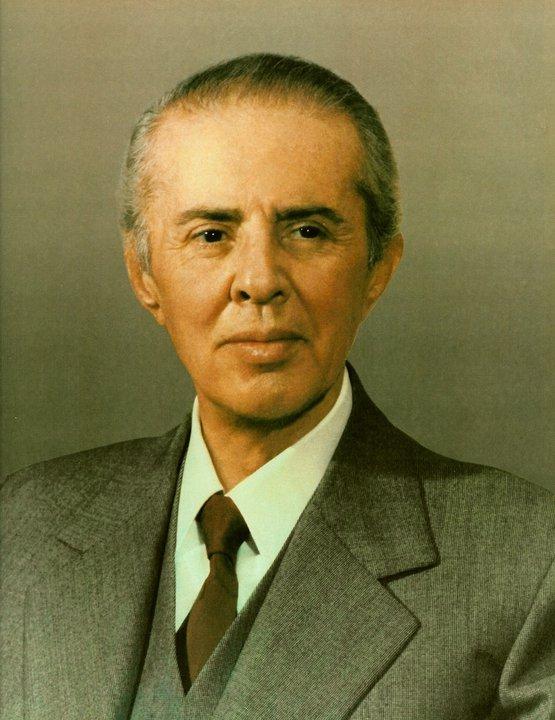 Picture perfect - Enver Hoxha